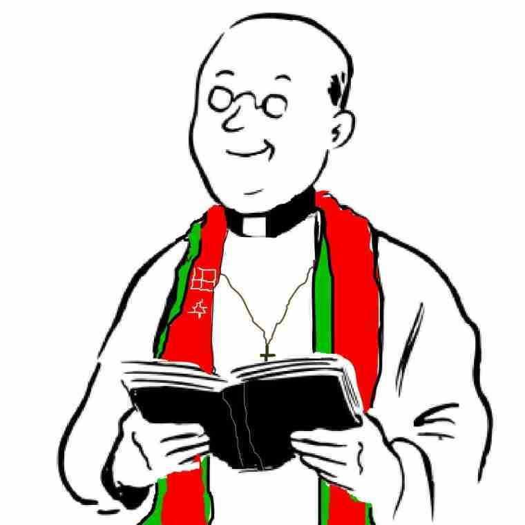 pastor ralph clip art